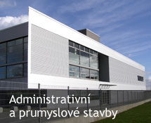 Projekty Administrativní a průmyslové stavby