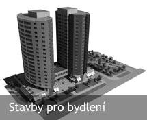 Projekty Stavby pro bydlení