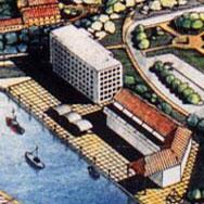 Přestavba Libeňského přístavu v Praze 8 na obchodní centrum